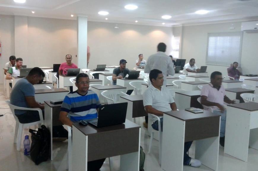 Foto de Emater capacita técnicos e equipa escritórios na região do Xingu
