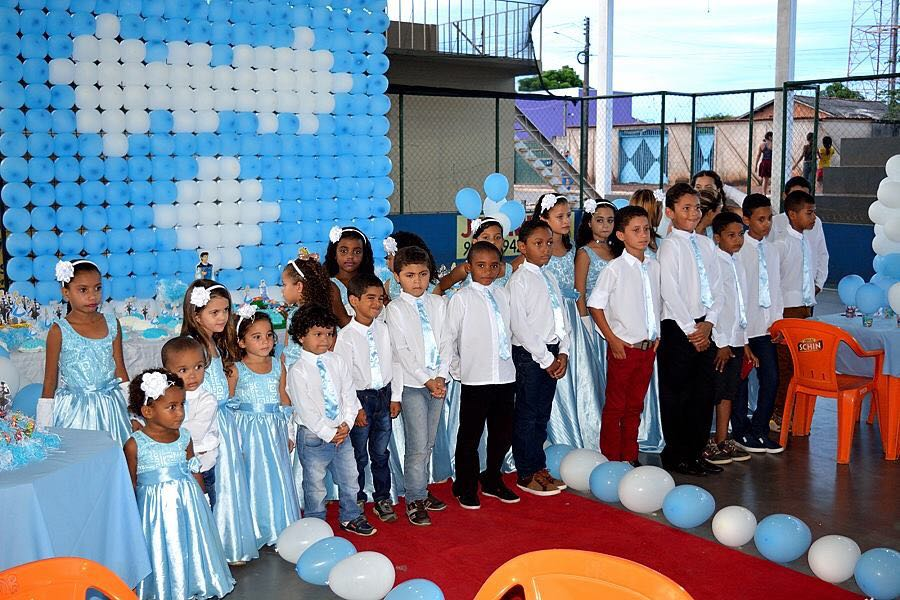 Foto de Sonho de uma criança torna-se projeto social em Sapucaia no Pará