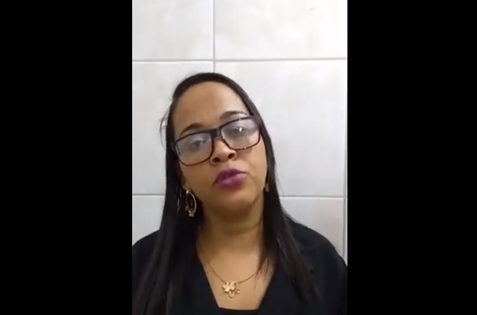 Foto de Após repercussão negativa contra a Funerária Pax Federal de Serra Dourada mulher pede desculpas pelo vídeo