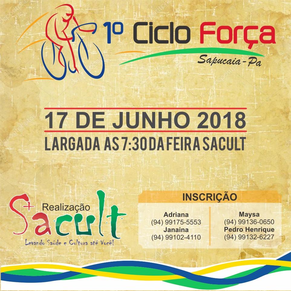 Foto de Vem aí Ciclo Força: Sapucaia entra no clima do ciclismo e vai realizar seu primeiro evento