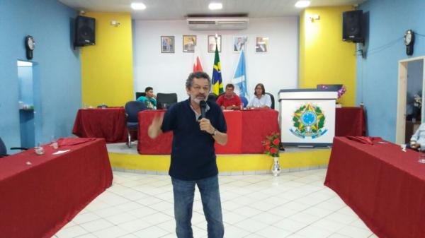 Foto de Pré-candidatura de Paulo Rocha a governador é lançada em Xinguara