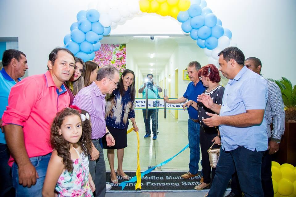 Foto de Xinguara ganha clínica com diversas especialidades e novos veículos para a saúde