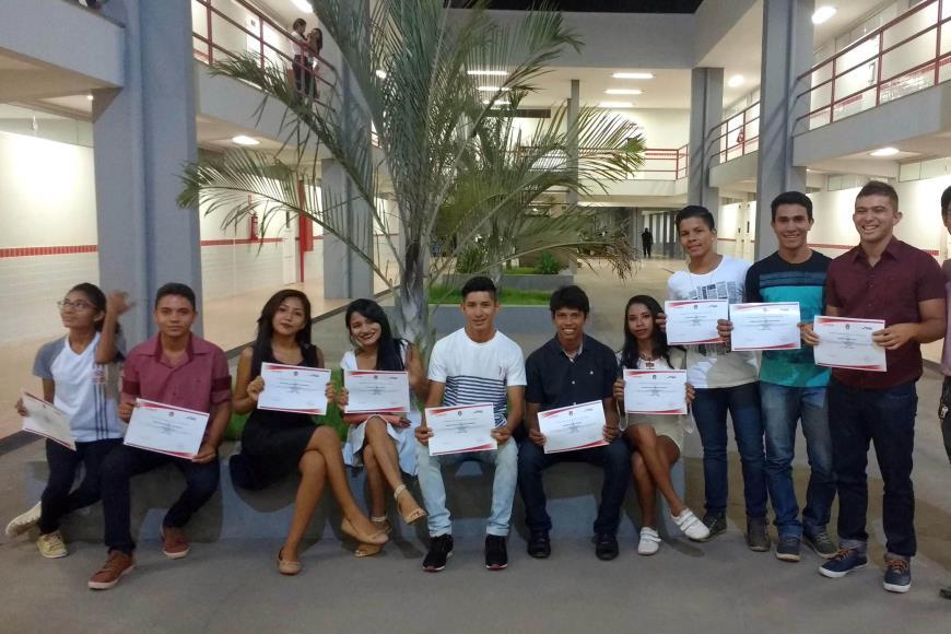 Foto de Escola Técnica de Santarém completa um ano com mais de 700 profissionais formados