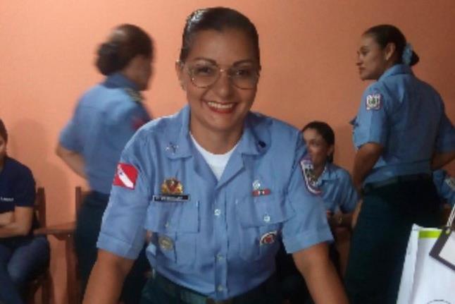 Photo of Sargento da PM é homenageada após resgatar vítimas de naufrágio