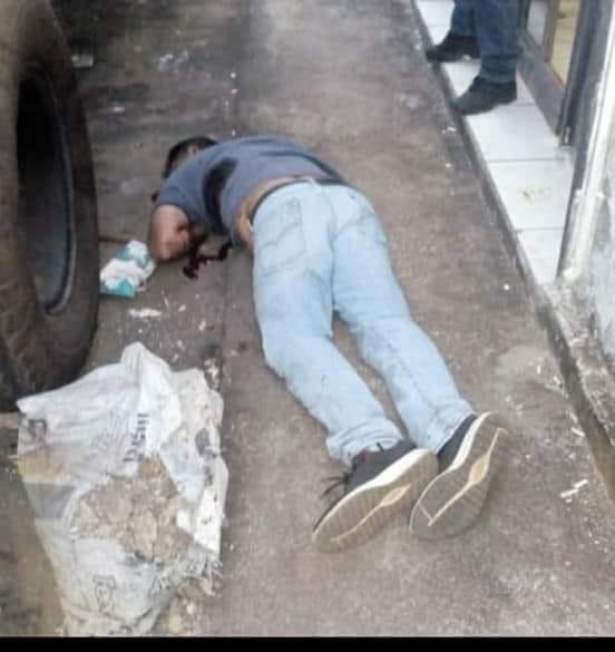 Foto de Ex-vereador de Pau D'Arco é assassinado em Redenção