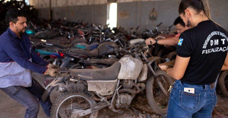Foto de Prefeitura de Xinguara realiza Leilão de sucatas e veículos abandonados
