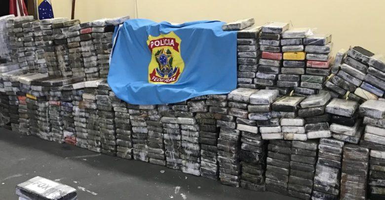 Foto de Polícia Federal realiza a maior apreensão de drogas realizada até hoje no Pará
