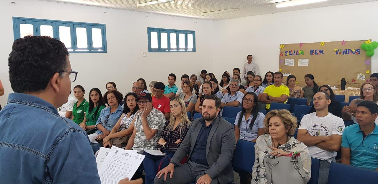 Foto de Mais um passo para a realização dos Fóruns Municipais da Socioeconomia no Pará
