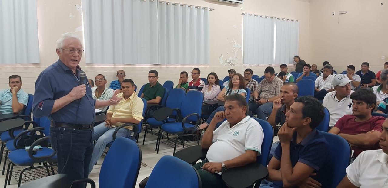 Foto de Emater implanta unidades gestoras em Marabá e Conceição do Araguaia