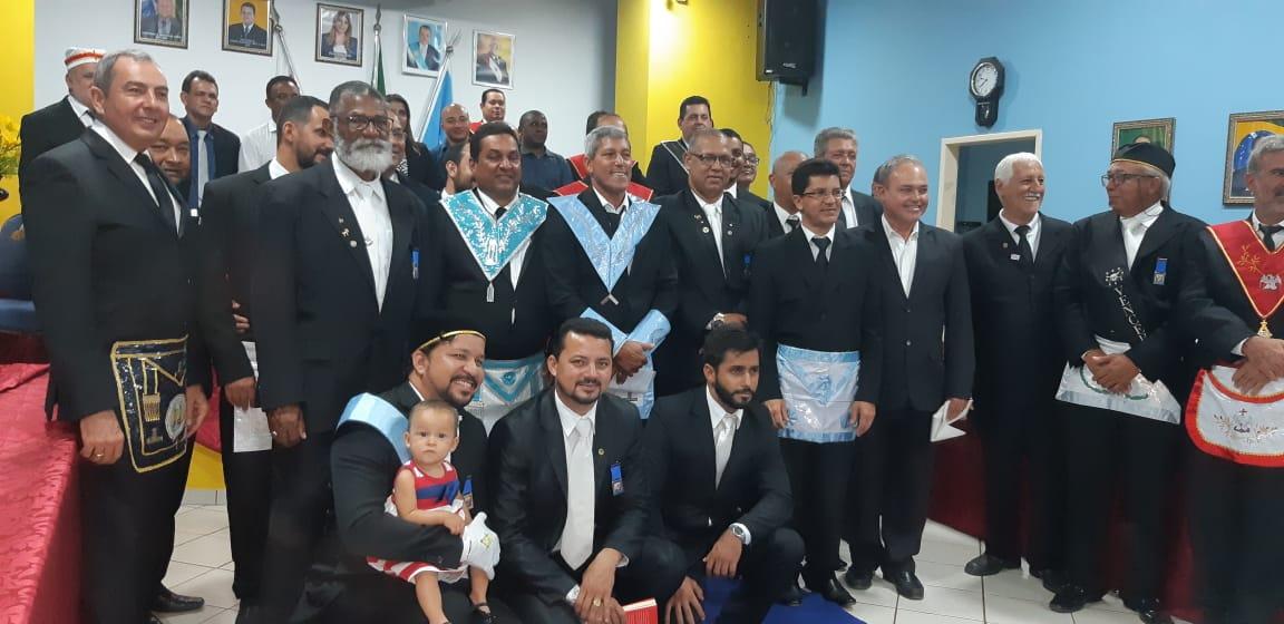 Photo of Maçons de Xinguara são homenageados na Câmara Municipal