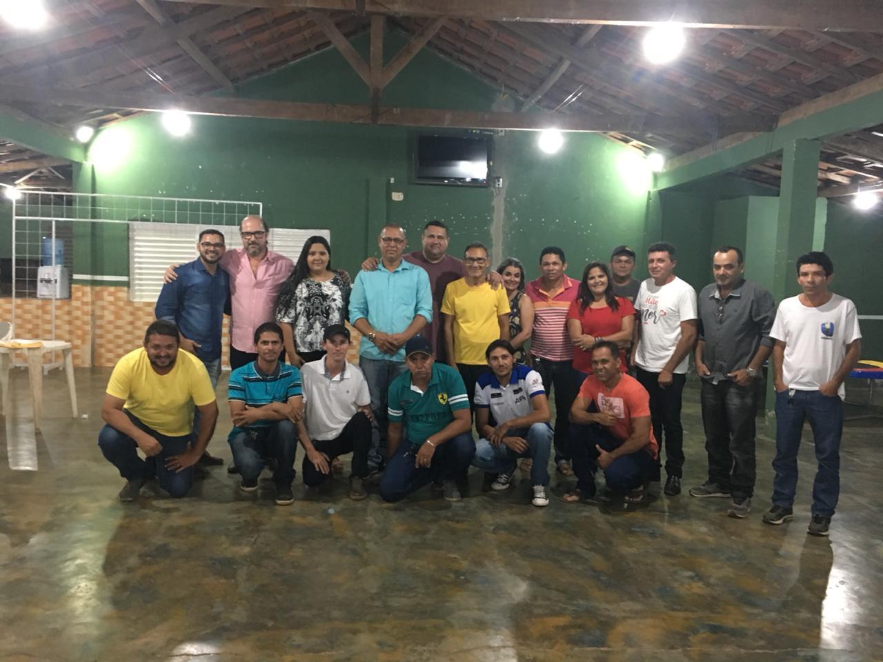 Foto de Associação de imprensa de Xinguara teve nova diretoria eleita