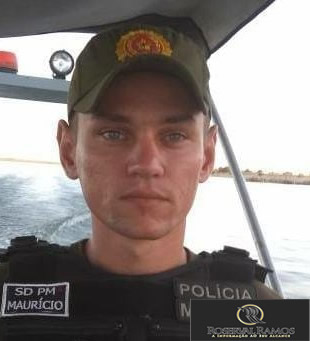 Foto de Policial Militar recém-formado foi encontrado morto nas margens da BR 155 no Pará