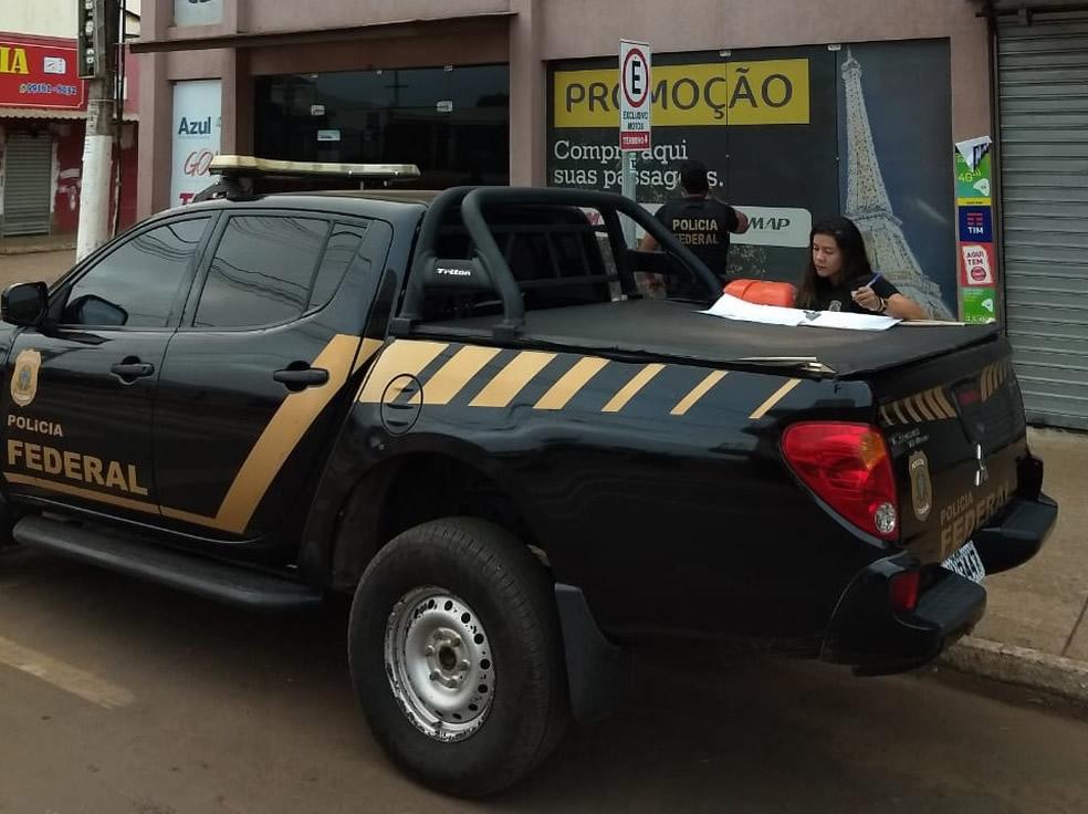 Foto de Operação da PF apura esquema que desviou mais de R$ 2 milhões no Pará