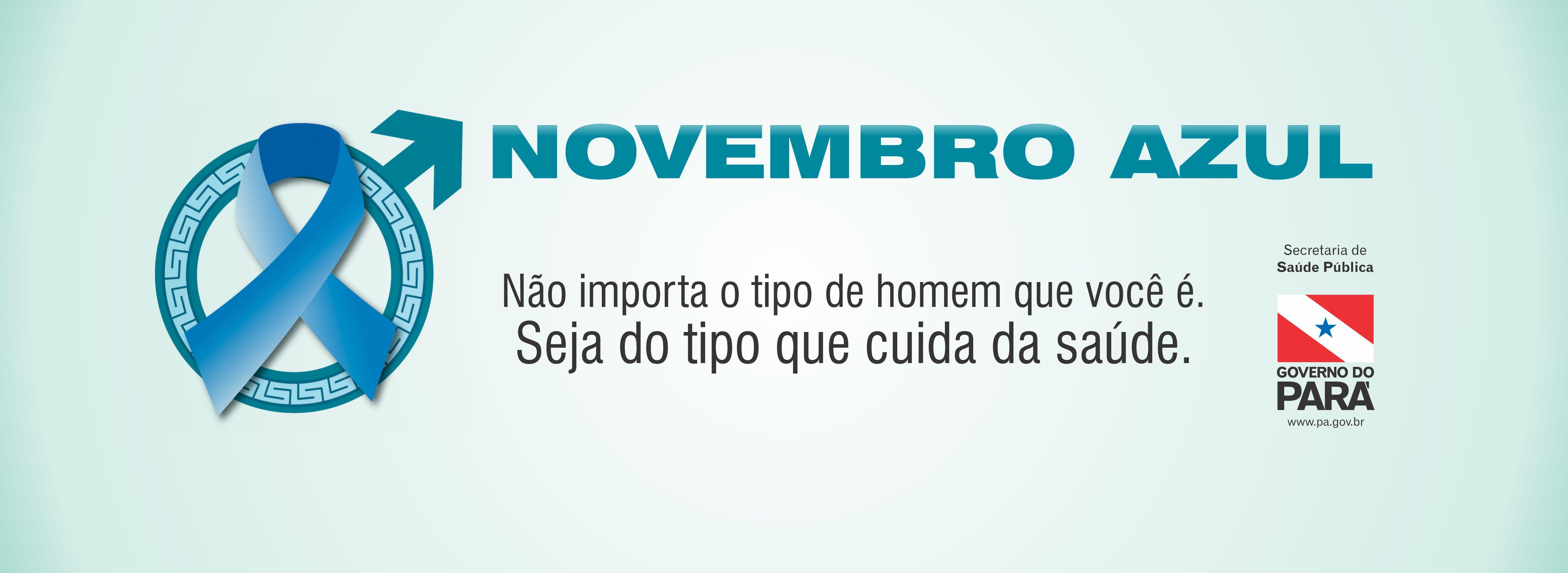 """Foto de Saúde integral do homem é foco da campanha """"Novembro Azul"""""""