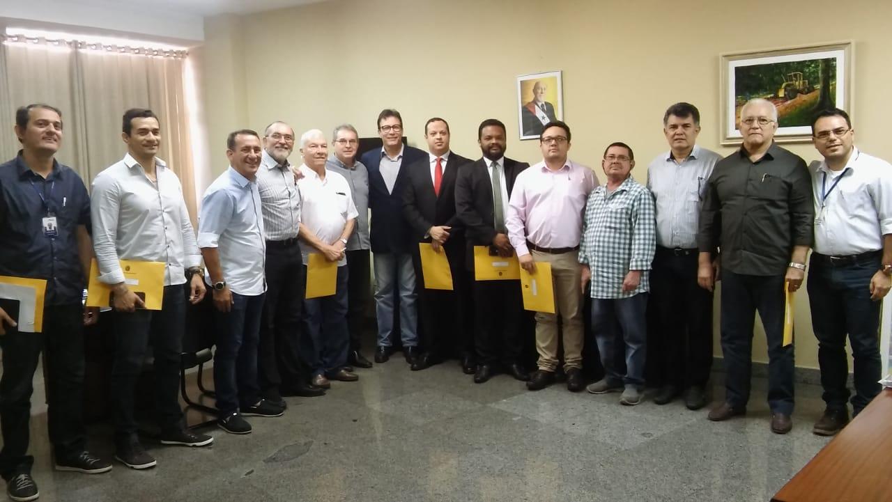 Foto de Governo do Estado instala o Conselho Estadual de Transportes e nomeia novos membros