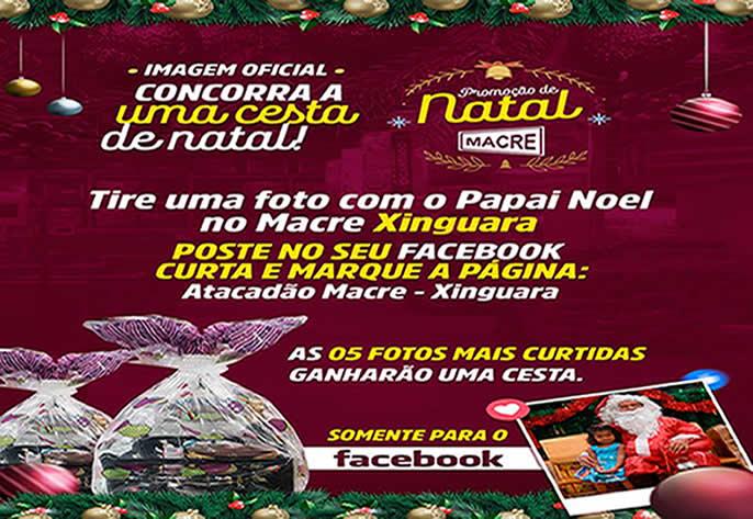 Foto de O Atacadão Macre preparou uma super promoção de Natal, não percam