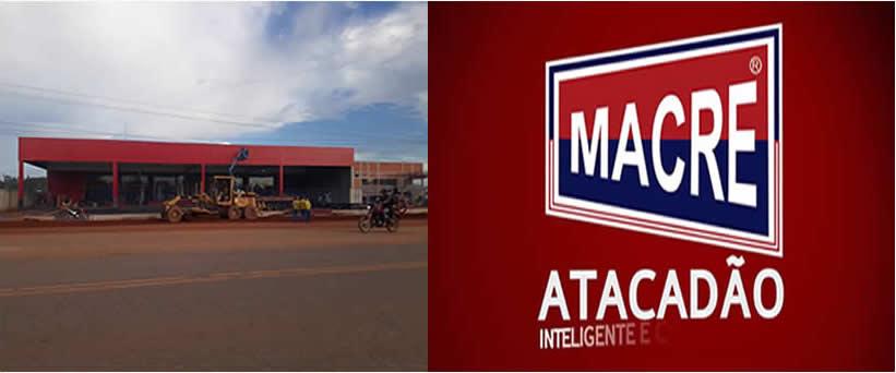 Foto de Mega Inauguração: Xinguara ganha uma Unidade de Auto Serviço do Atacadão Macre