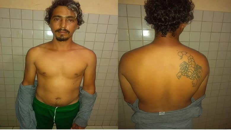 Foto de Homem mata ex-mulher e deixa ex-cunhado ferido em Sapucaia e é preso horas depois do crime
