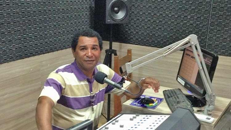 Foto de Xinguara Xinguara perde o Radialista Cafuringa da Silva, uma voz que se cala para sempre