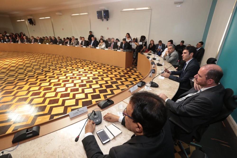 Foto de Novos secretários são empossados no Pará pelo governador Helder Barbalho