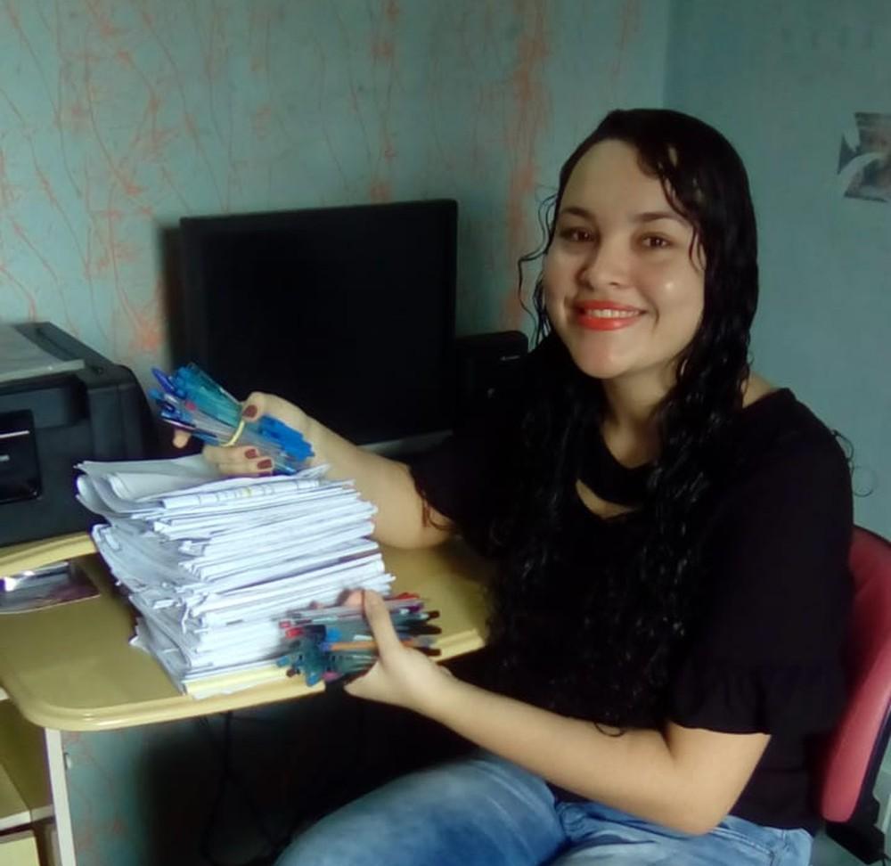 Foto de Estudando em casa, paraense tira nota 1000 na redação do Enem 2018