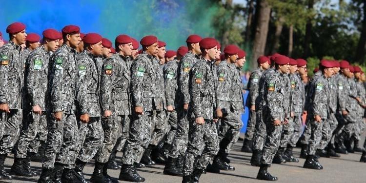 Foto de Helder pediu e Moro atendeu: Força Nacional virá ao Pará
