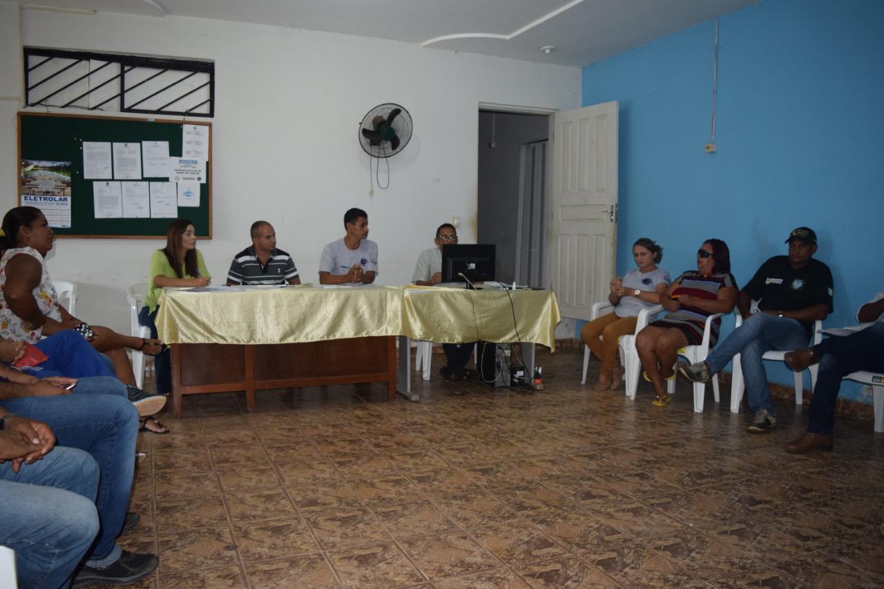 Foto de Conselho de Saúde de Xinguara decide encaminhar ao MP caso relacionado a entrevista do vereador Dito do Cinema