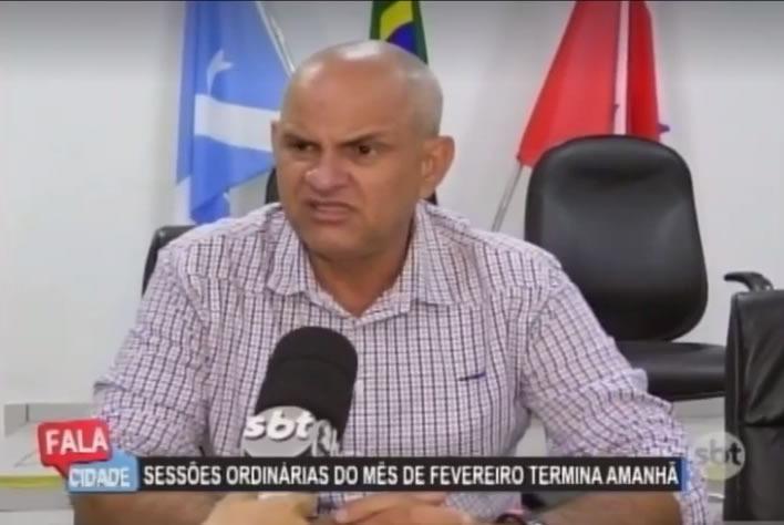 Foto de Entrevista do presidente da Câmara Municipal de Xinguara causa polêmica na saúde pública do Município
