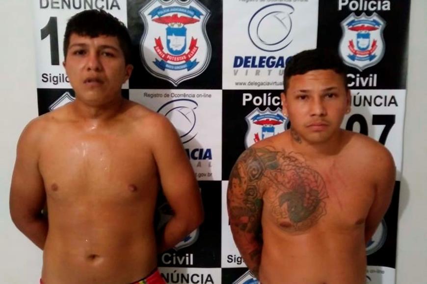 Foto de Polícias Civis do Pará e Mato Grosso prendem indiciados por atentado contra PMs da reserva em Belém