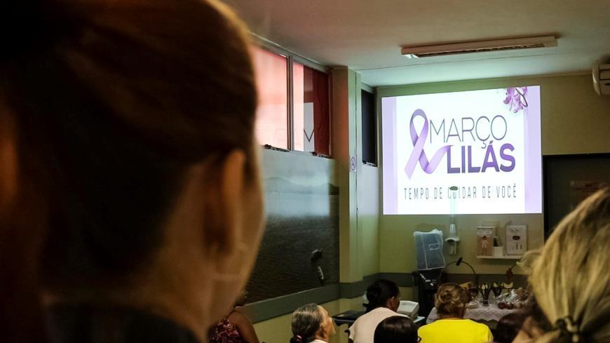 Foto de Unidade de tratamento oncológico de Tucuruí alerta sobre câncer de colo de útero