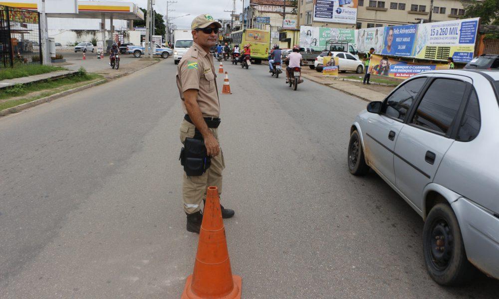 Foto de Ação preventiva ajuda a reduzir acidentes de trânsito em Marabá