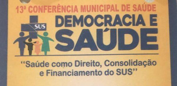 Foto de Tucumã recebe a 13ª Conferência Municipal de Saúde