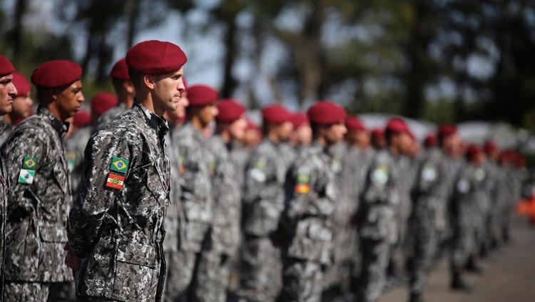 Foto de Força Nacional chegará ao Pará dia 25 de março