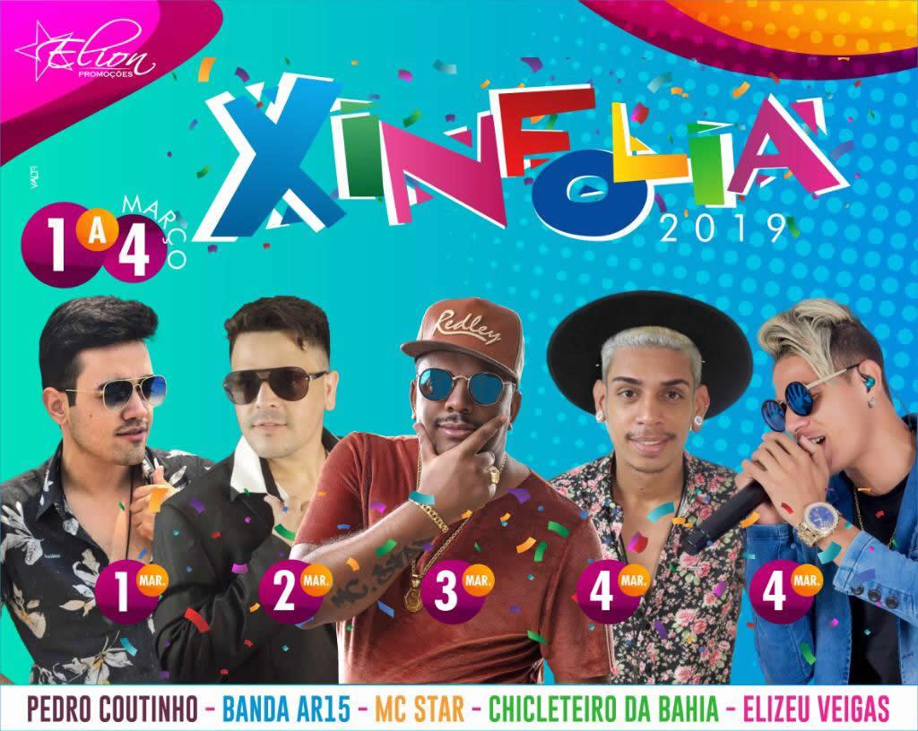 Photo of Começa hoje o Xinfolia: Carnaval de Xinguara será realizado pelo Elion Promoções