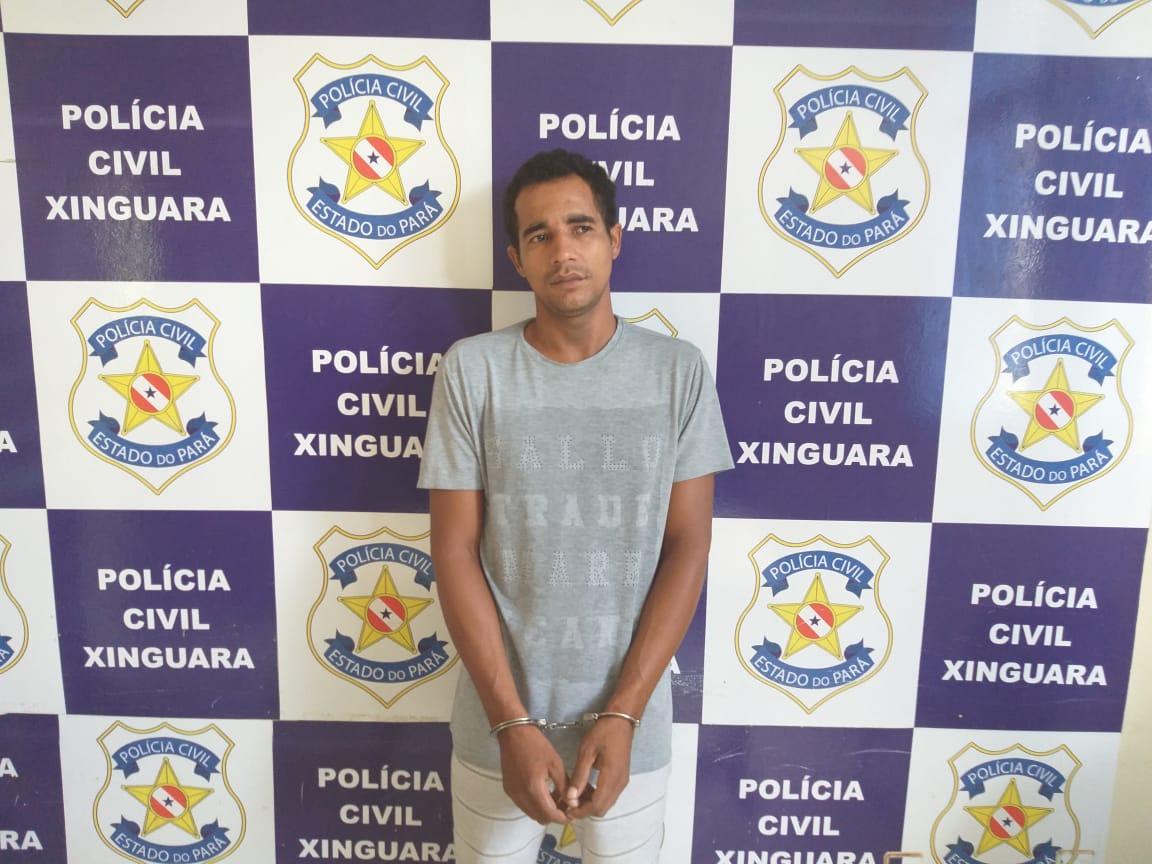 Foto de PREVENTIVA: Maníaco de Xinguara já é preso de Justiça, sua prisão foi decretada