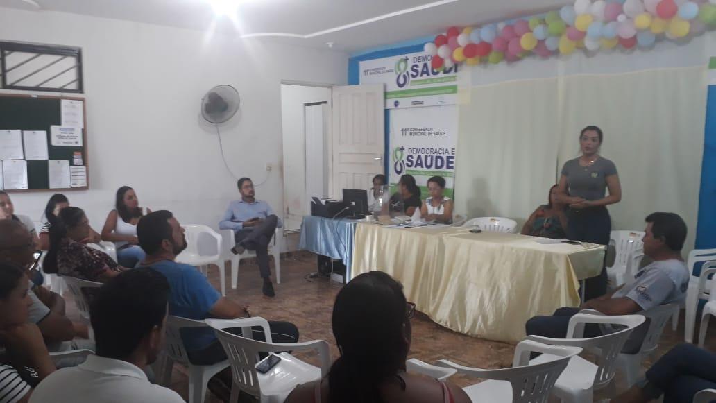 Photo of Conselho Municipal de Saúde de Xinguara elege nova diretoria