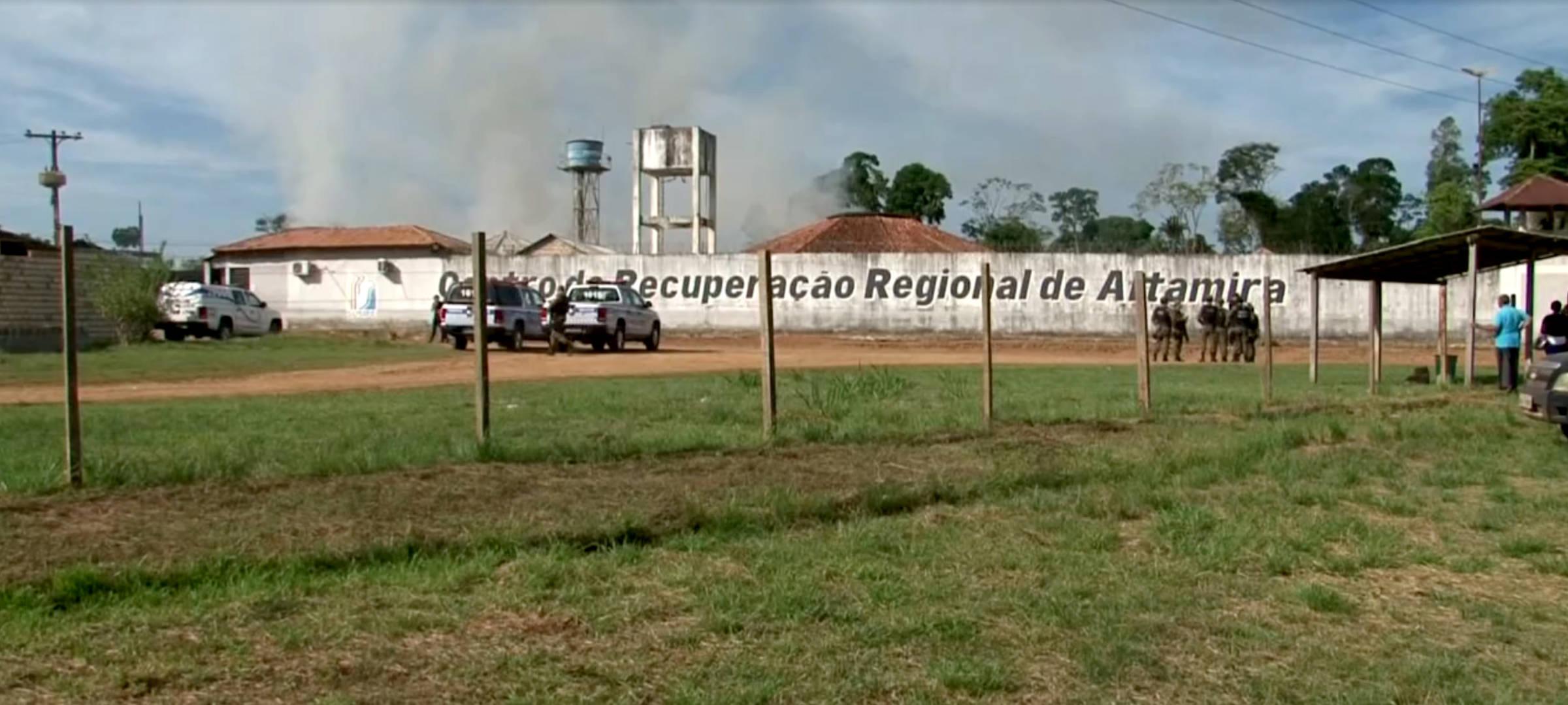 Foto de Massacre no Pará: 57 presos são mortos em Altamira após briga de facções