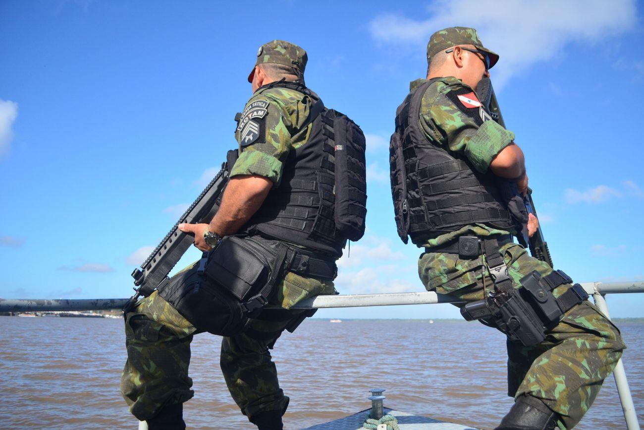 Foto de Rios terão segurança reforçada durante o verão paraense