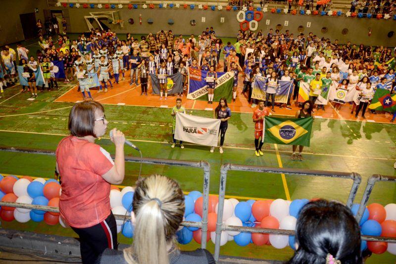 Foto de Jogos Estudantis Paraenses JEPs 2019 termina nesse domingo