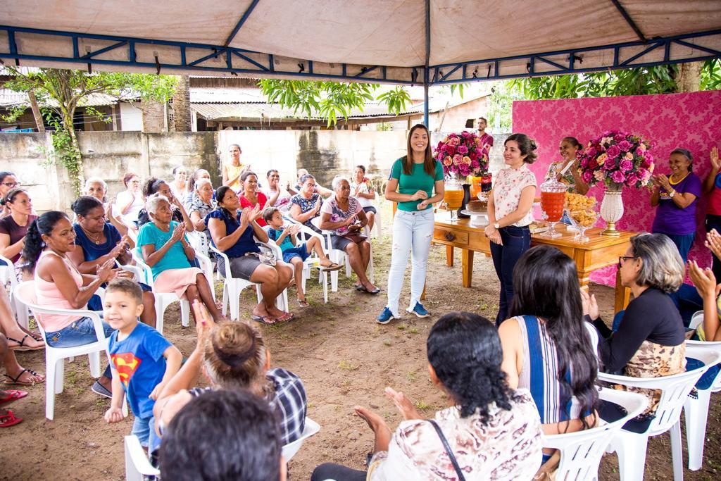 Foto de Xinguara tem uma mulher que entra para história do município, mas pode assumir novos desafios