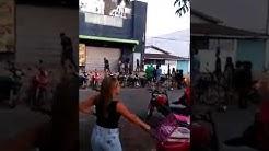 Foto de Briga generalizada marca a segunda-feira, 02, durante distribuição das autorizações de áreas para assistir a Cavalgada de Xinguara