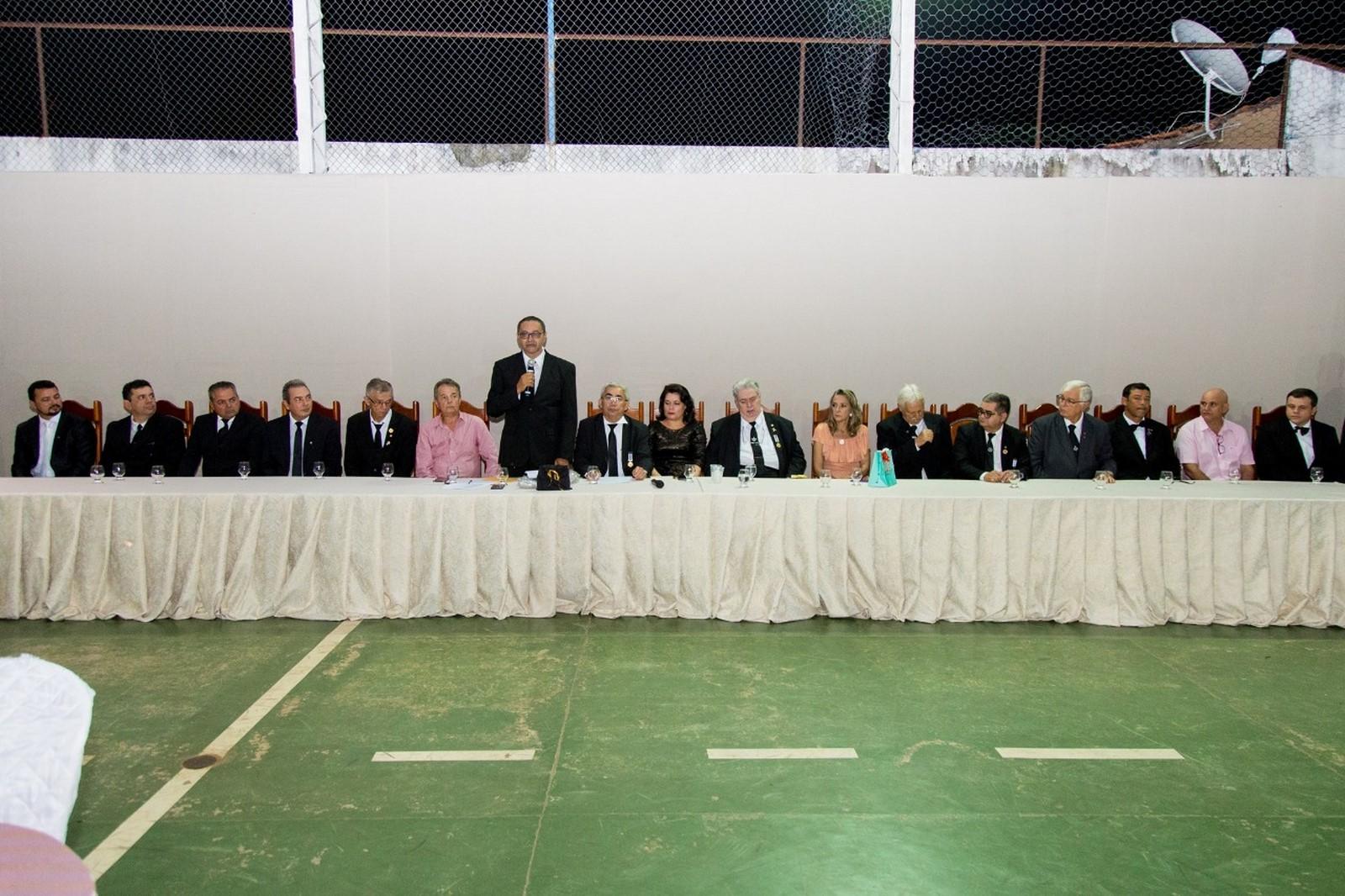 Photo of Grande Loja Maçônica de Xinguara comemora 40 anos em grande estilo