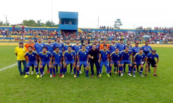 Photo of Quatro seleções chegam às semifinais da Copa Extremo Sul Pará
