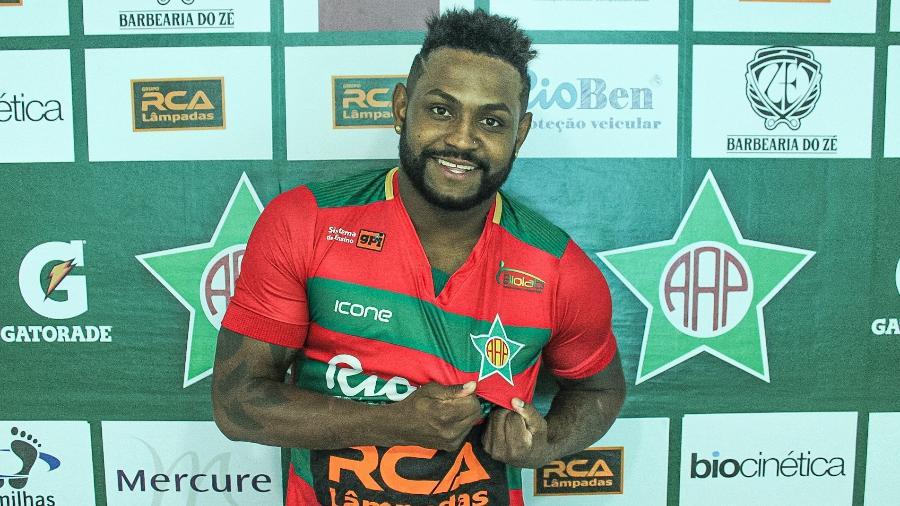 Photo of Jobson acerta com a Portuguesa – RJ para jogar o Campeonato Carioca 2020
