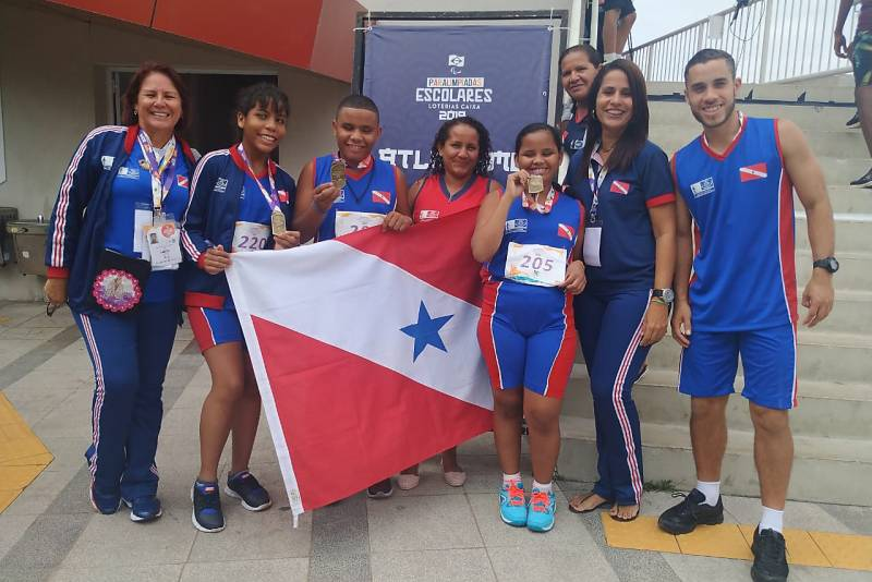 Foto de Pará conquista 29 medalhas no primeiro dia dos Jogos Paralímpicos