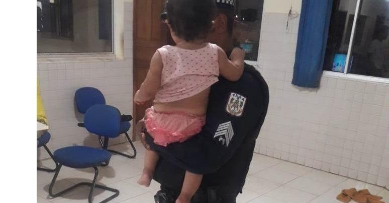 Foto de Avô é preso após denúncia de maus tratos à criança em Xinguara