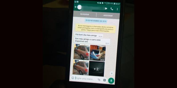 Foto de Falsos anúncios de veículos na internet fazem vítimas em Parauapebas