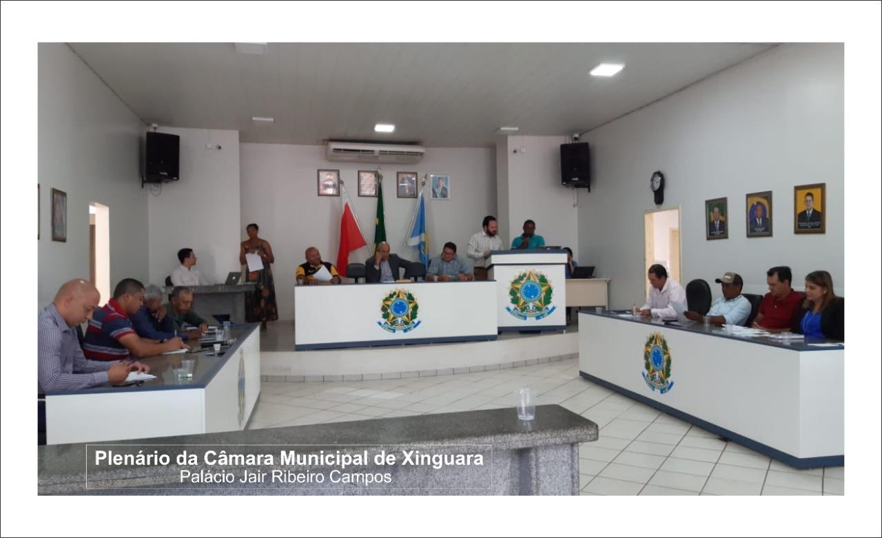 Photo of Câmara Municipal de Xinguara realiza primeira sessão do ano e aprova escolha dos membros das Comissões e calendário das sessões ordinárias de 2020