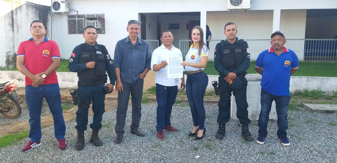 Foto de Nova diretoria da Associação de Cabos e Soldados de Xinguara foi eleita para o Biênio 2020/2022