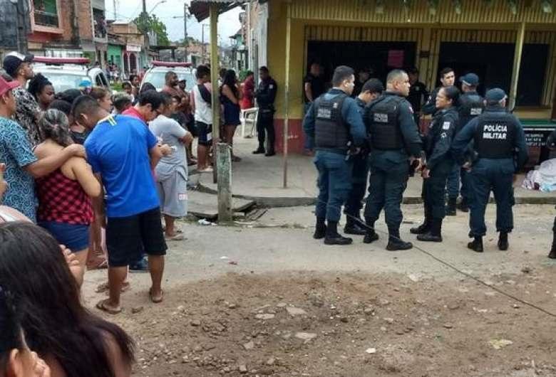 Foto de Força Tarefa de Segurança Pública prende mandante do triplo homicídio da Cabanagem